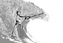 El Taiatari de la ola