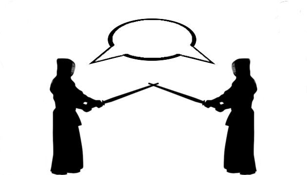 Buen conversador en Kendo